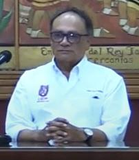 Dr. Carlos Victor Muñoz Ruiz
